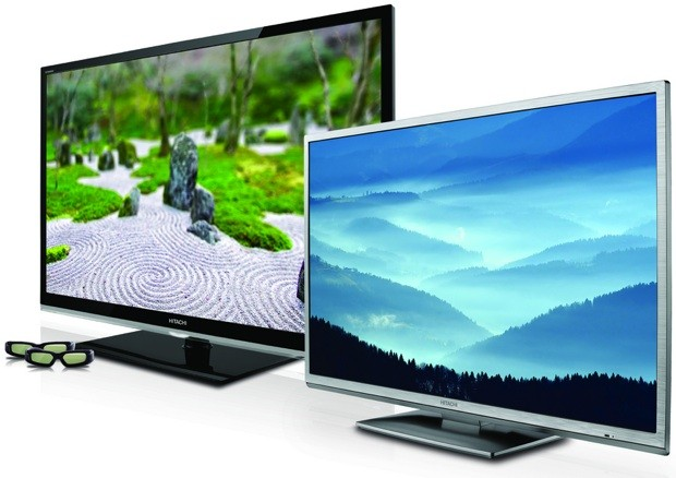 Hitachi intros UltraVision LED TVs with Rokufriendly streaming, freshens Value TVs and sound bars for the fall