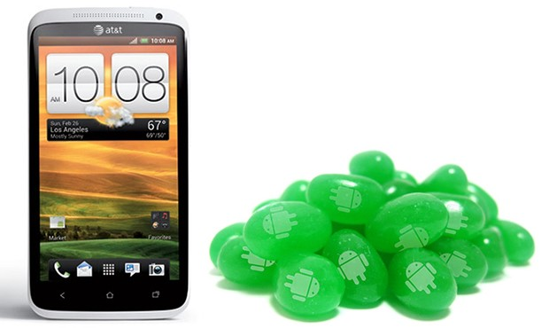 HTC requires more than 512MB of RAM for Jelly Bean updates, One V and Desire C to stay on ICS