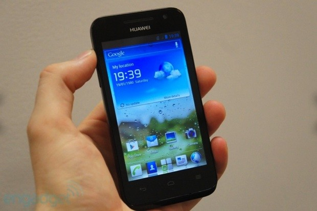Huawei Ascend G 330 lands on UK shores through TalkTalk