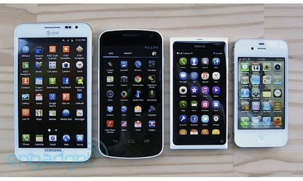 idcphone Android claims 75 percent of smartphone shipments in Q3, 136 million handsets sold