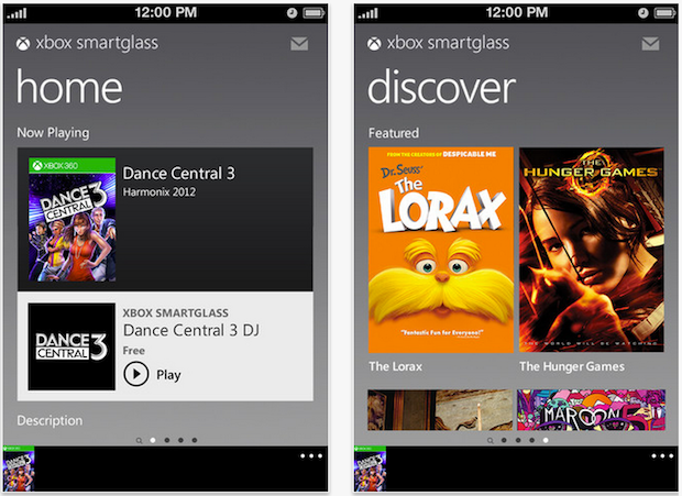 Xbox SmartGlass comes to iOS
