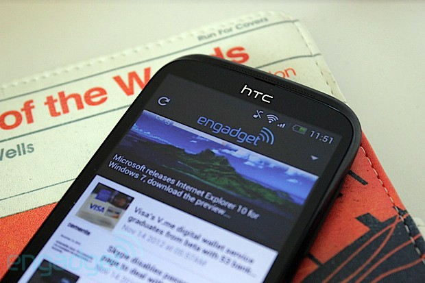 HTC Desire X review One last hurrah for HTC's former flagship