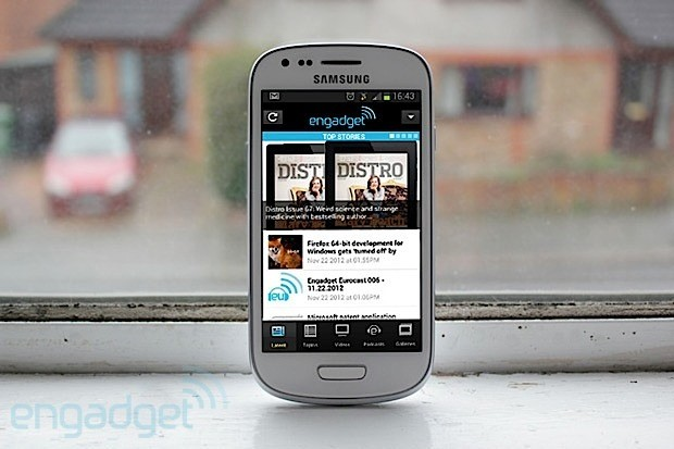 Samsung Galaxy S III mini review: a small Galaxy with few stars
