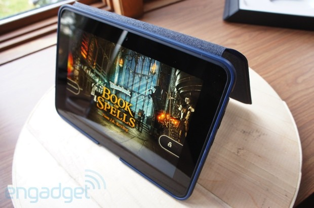 DNP Amazon Kindle Fire HD review 89inch, 4G LTE