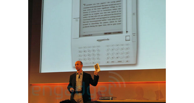 Amazon Kindle celebrates five einked years