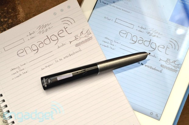 Livescribe Sky WiFi Smartpen review