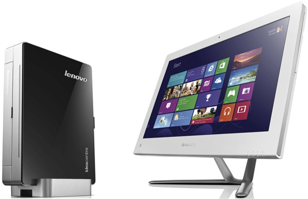 New C-series, Lenovo IdeaCentre Q190 HTPC