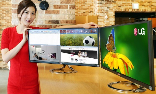 LG's 29inch EA93 is the world's first 219 ultrawidescreen monitor to go on sale