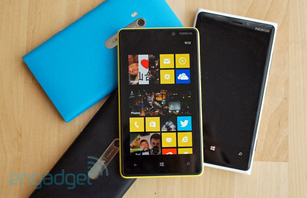 Engadget Lumia 820 Review