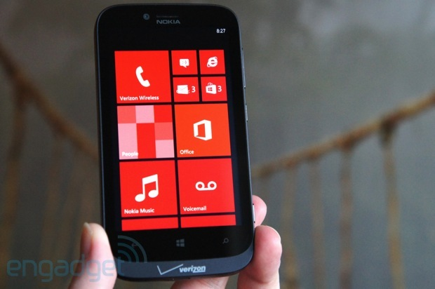 Nokia Lumia 822 review the pride of Espoo returns to Verizon Wireless