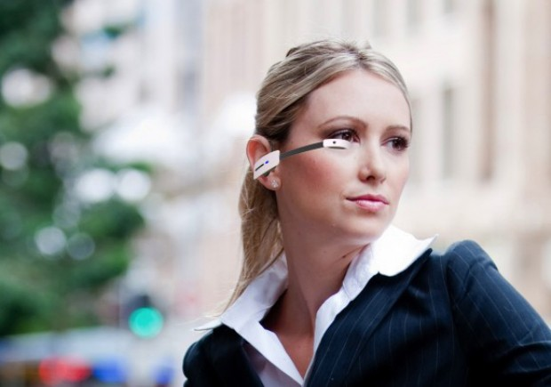 DNP Here's apps in your eye! Vuzix Smart Glasses M100 coming to Android and iOS in 2013