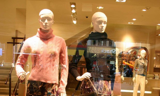 DNP Bionic mannequins used to spy on shoppers, confirms paranoid fears