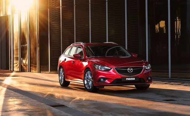 DNP Mazda 6 launches with iELOOP regenerative braking