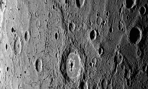 NASA finds new evidence of ice in Mercury's polar craters