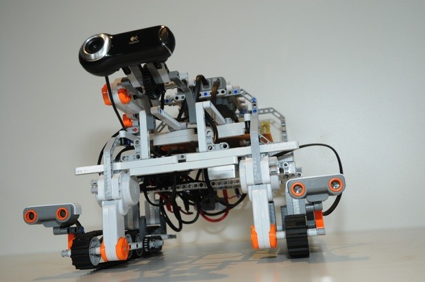 ESA, NASA test interplanetary internet by remote controlling a Lego robot from the ISS, take one giant leap for bricks