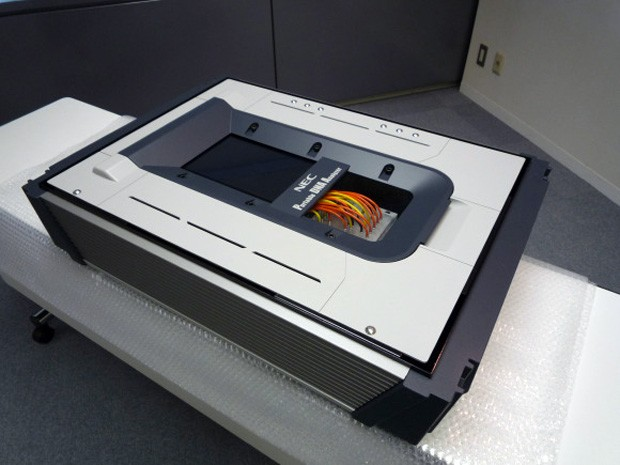 NEC shows 2014era portable DNA analyzer that finishes faster than most crime dramas