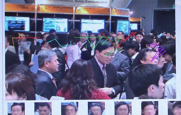 NEC outs $880 facial recognition system, lets merchants track clients with only a PC and video camera