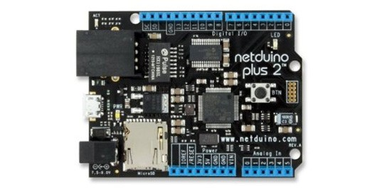 Netduino Plus 2 offers four times the speed, full round of futureproofing video