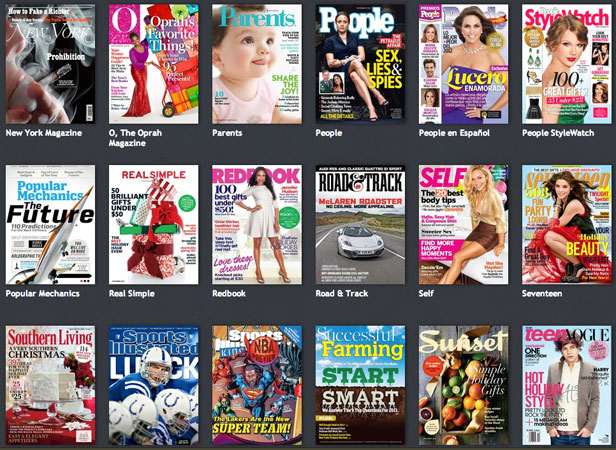 Next Issue grows iPad magazine library with addition of eight new titles