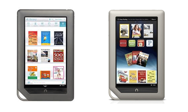 Barnes & Noble cut the price of Nook Tablet, Nook Color once more, really wants to be in your Christmas list