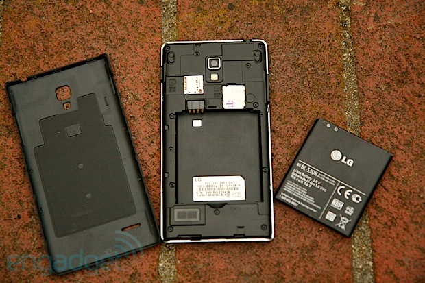 DNP LG Optimus L9 review affordable entrylevel Android 40 handset for TMobile