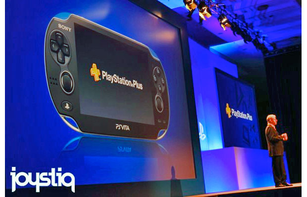 PlayStation Vita launches PS Plus service on November 20th, free for existing PS3 subscribers