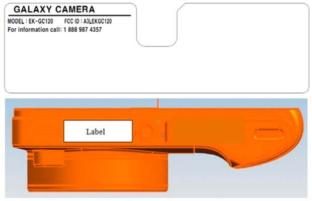 Samsung Galaxy Camera with Verizon LTE shows at the FCC