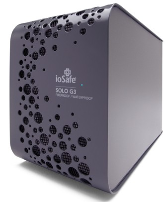 Engadget Giveaway win one of two ioSafe SOLO G3 rugged external hard drives!
