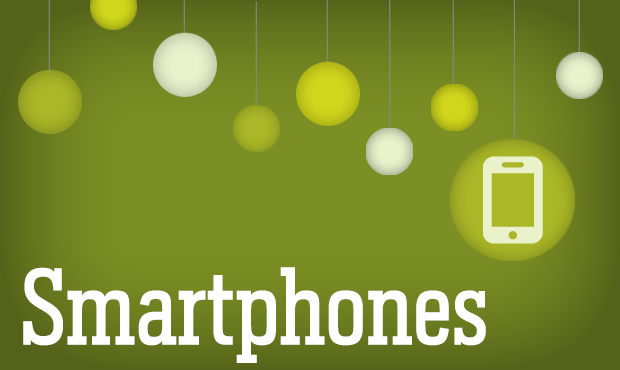DNP Engadget's holiday gift guide 2012 smartphones
