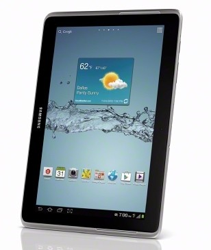 Samsung Galaxy Tab 2 101 with 4G LTE hits Sprint on November 11th for $  550