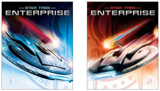 Star Trek Enterprise Bluray release next year tipped as fans pick box art