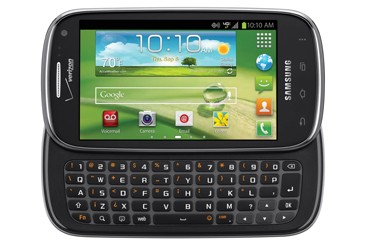 Samsung Stratosphere II heading to Verizon in the 'coming weeks' for $130