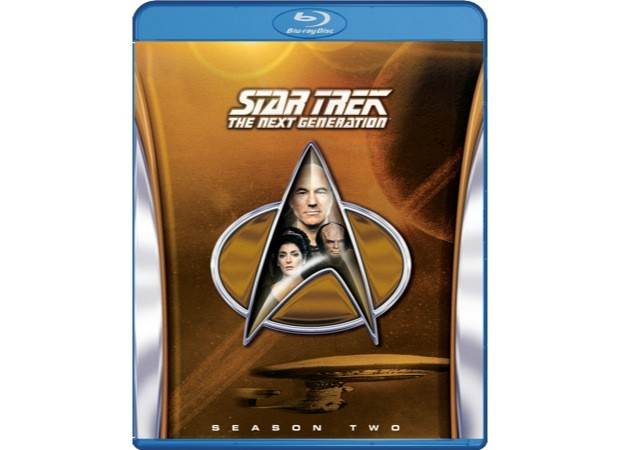 Star Trek TNG S2 Bluray detailed ahead of December 4th release