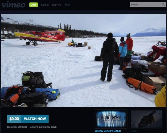 Vimeo paytoview service launches in private beta with procrastinationready long rentals