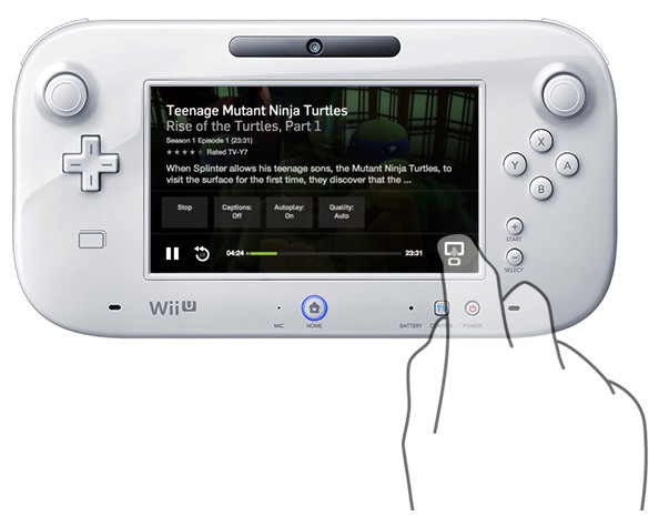 Hulu Plus now available for Nintendo's Wii U