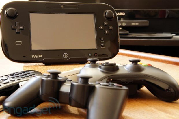 Nintendo's Wii U tablet controller and the death of your TV's remote control