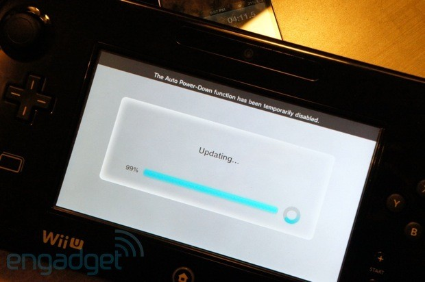 Wii U spring update now live, promises to speed up software load times