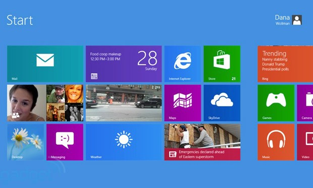 Microsoft's November security updates include critical Windows 8 and RT patches