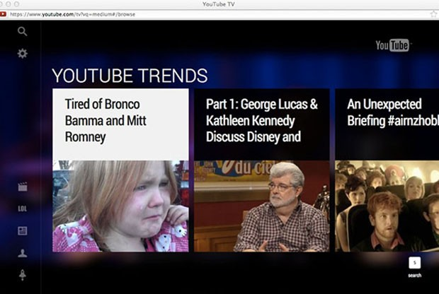 YouTube redesign previewed in popout videos, or just another test