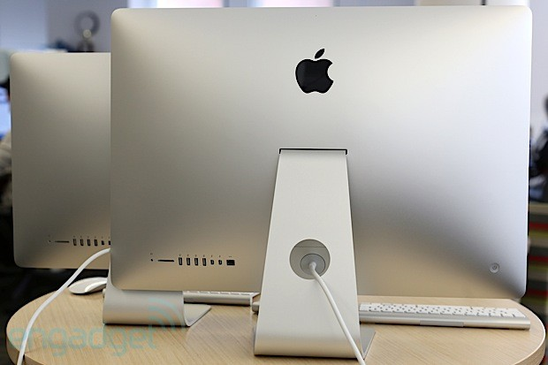 Apple iMac review 2012