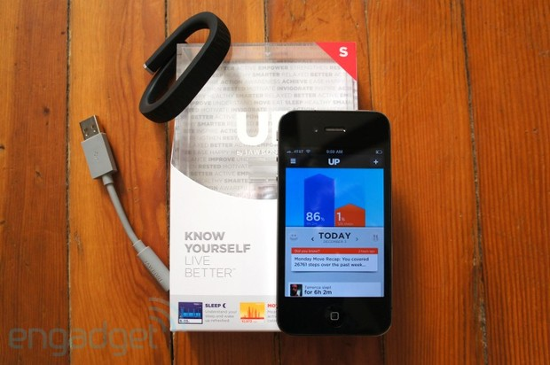 Jawbone acquires health-tracking pioneer BodyMedia, opens API to developers