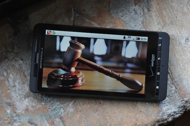 ITC Judge finds Motorola patent claim invalid in case against Apple