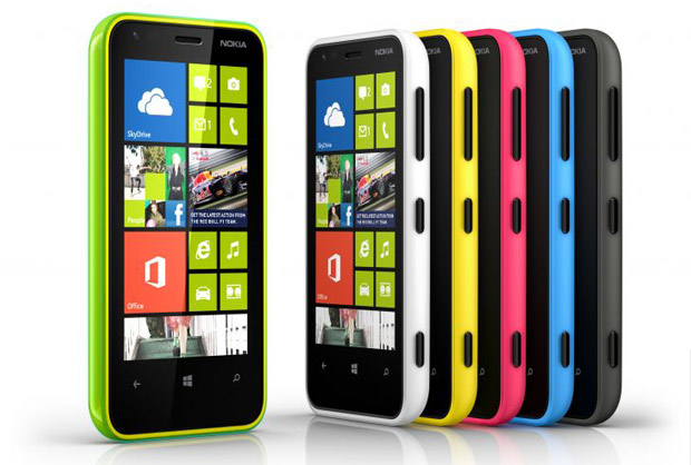 Nokia announces Lumia 620 Windows Phone 8 handset 38inch WVGA display, 5MP camera, $249