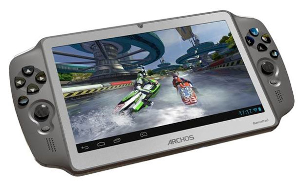 Archos GamePad now shipping for 130 Android 41, 16GHz CPU and a bona fide Dpad