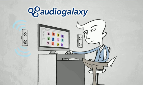 Audiogalaxy acquired by Dropbox, announces end of streaming service