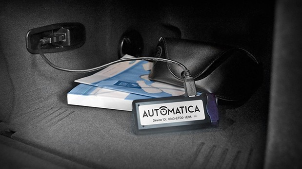 Automatica dongle plugs into cars, downloads audio from Dropbox, podcast feeds and more