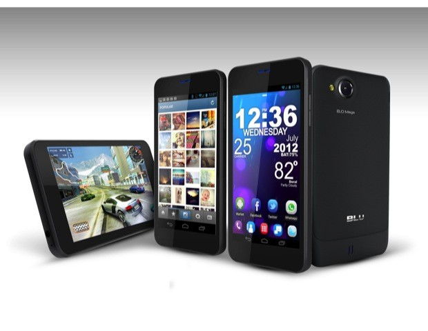 BLU Products&#8217; unlocked Vivo 4.65 HD available in January for $300
