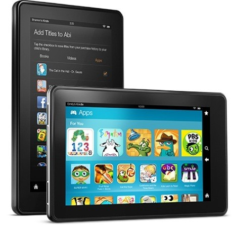 Amazon Kindle FreeTime Unlimited subscription launches, bundles kidfriendly apps and media
