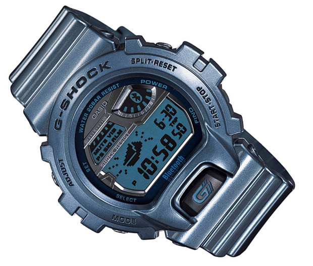 Casio's iPhonefriendly GShock finally out for $180