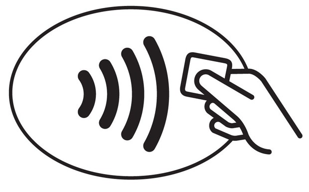 London buses now accept NFC contactless payments, if you have the magic logo